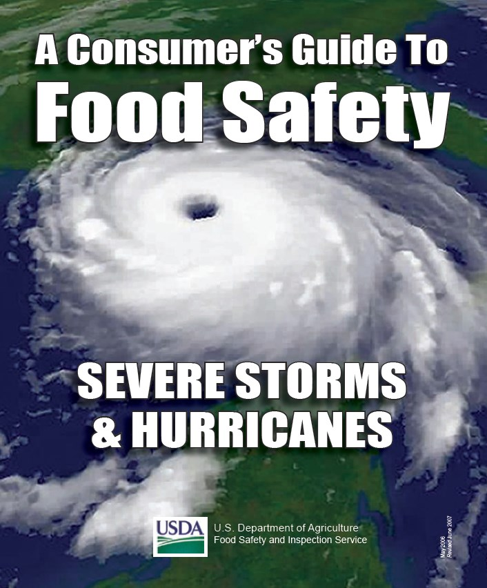 Consumer's Guide to Food Safety: Severe Storms and Hurricanes
